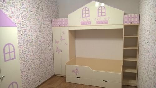 Детские комнаты 2019