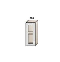 Шкаф 300 мм витрина