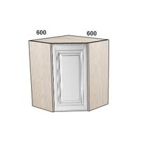 Шкаф угловой 600х600 мм
