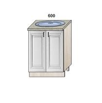 Стол-мойка 600 мм